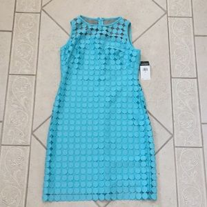 Aqua Ralph Lauren Interview dress